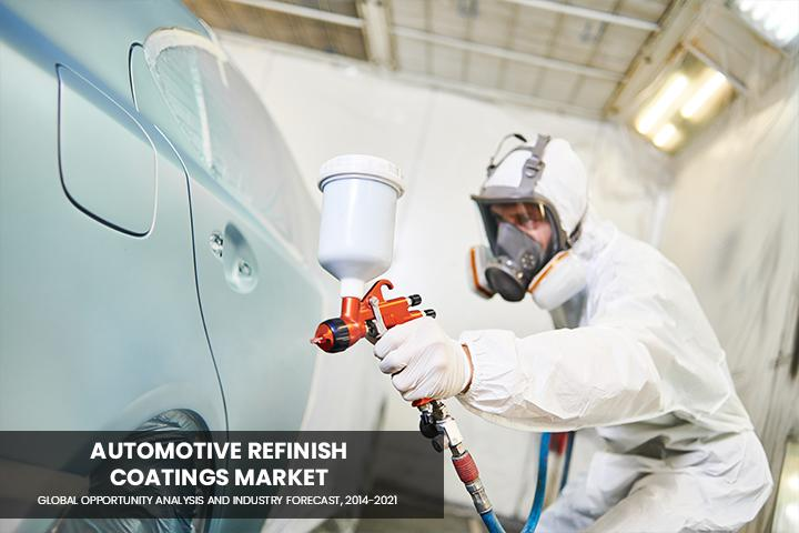 Asia-Pacific region is the largest consumer of Refinish