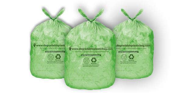 Oxo-biodegradable Plastic Packaging