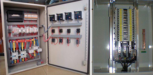 Lighting and Distribution Panelboards
