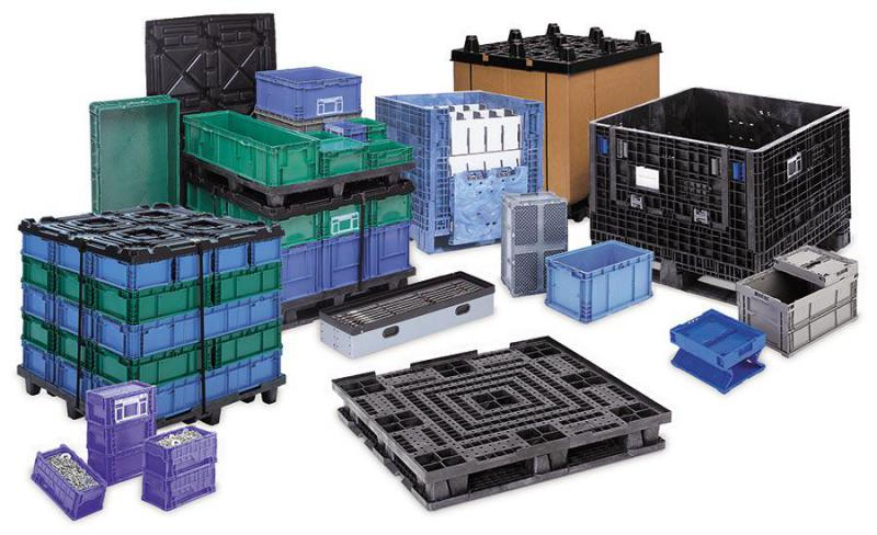 Global Returnable Transport Packaging Market