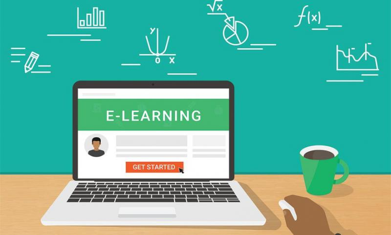 E-learning Packaged