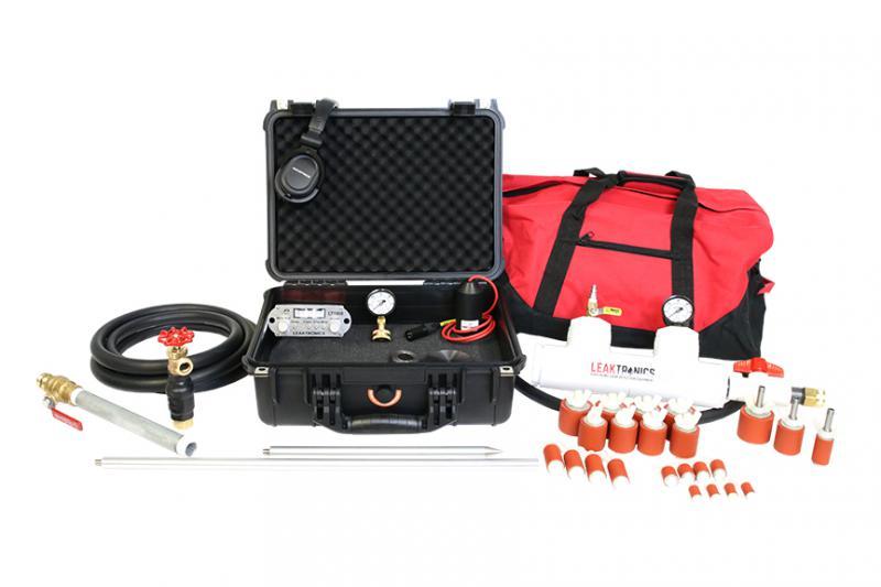 The Irrigation Leak Detection Kit by LeakTronics