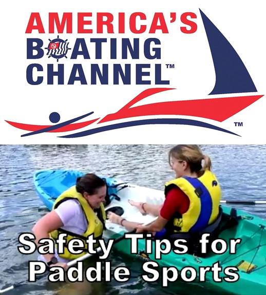 Safety Tips for Paddle Sports