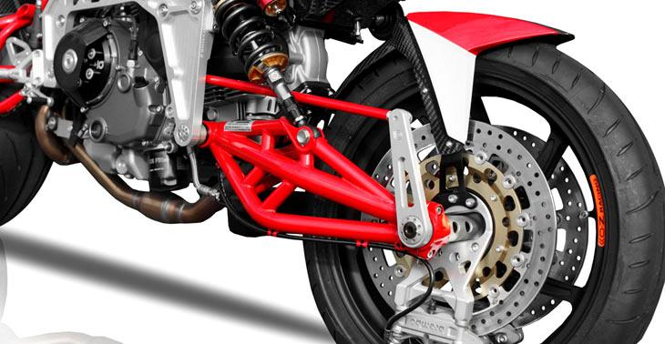 Motorcycle Suspension Systems Market