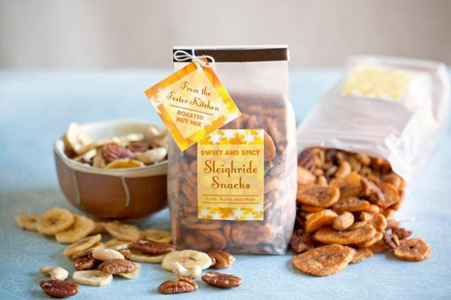 SNACKS SWEETS AND NUTS PACKAGING