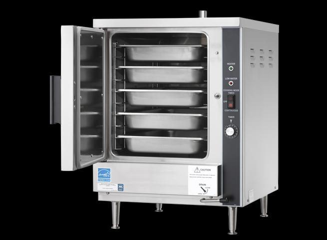 Commercial Electric Food Steamer Market