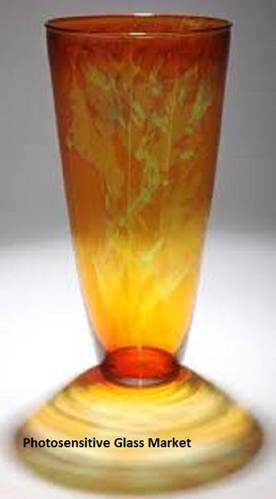 Photosensitive Glass Market by Type, Application, Element, &
