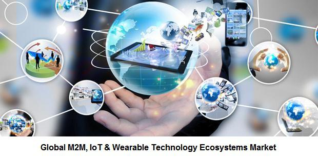 Global M2M, IoT & Wearable Technology Ecosystems Market