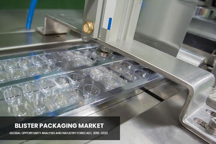 Blister packaging market Key players are Blisterpak Inc.
