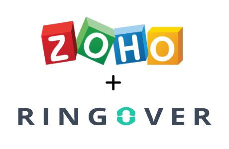 RingOver Simplifies Contact Management for Zoho CRM Users