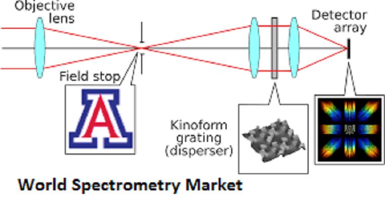 Molecular spectrometry segment dominates the global market