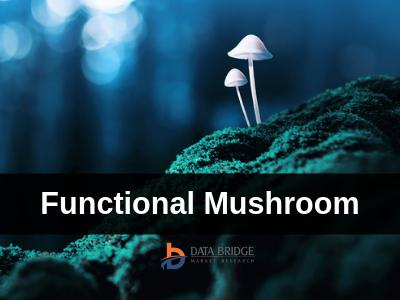 Functional Mushrooms Market to Experience Moderated Growth