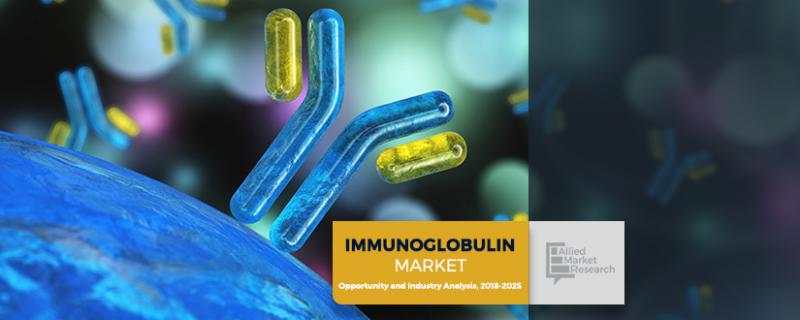 Evaluating The Growth of Immunoglobulin Market By Key Players