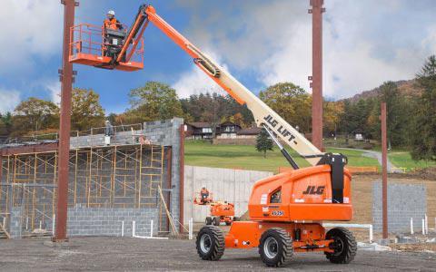 Aerial Work Platform Rental Market