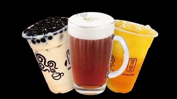 Gong Cha USA Bubble Tea