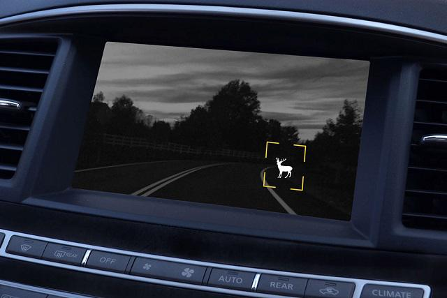 Automotive Night Vision System
