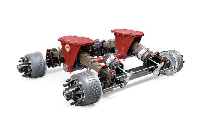 Light Vehicle Axle System Market