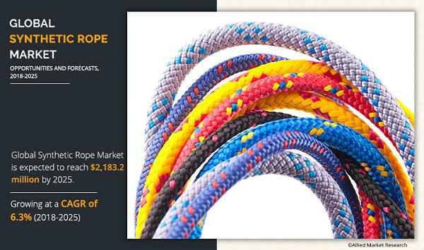 Synthetic Rope Market Size