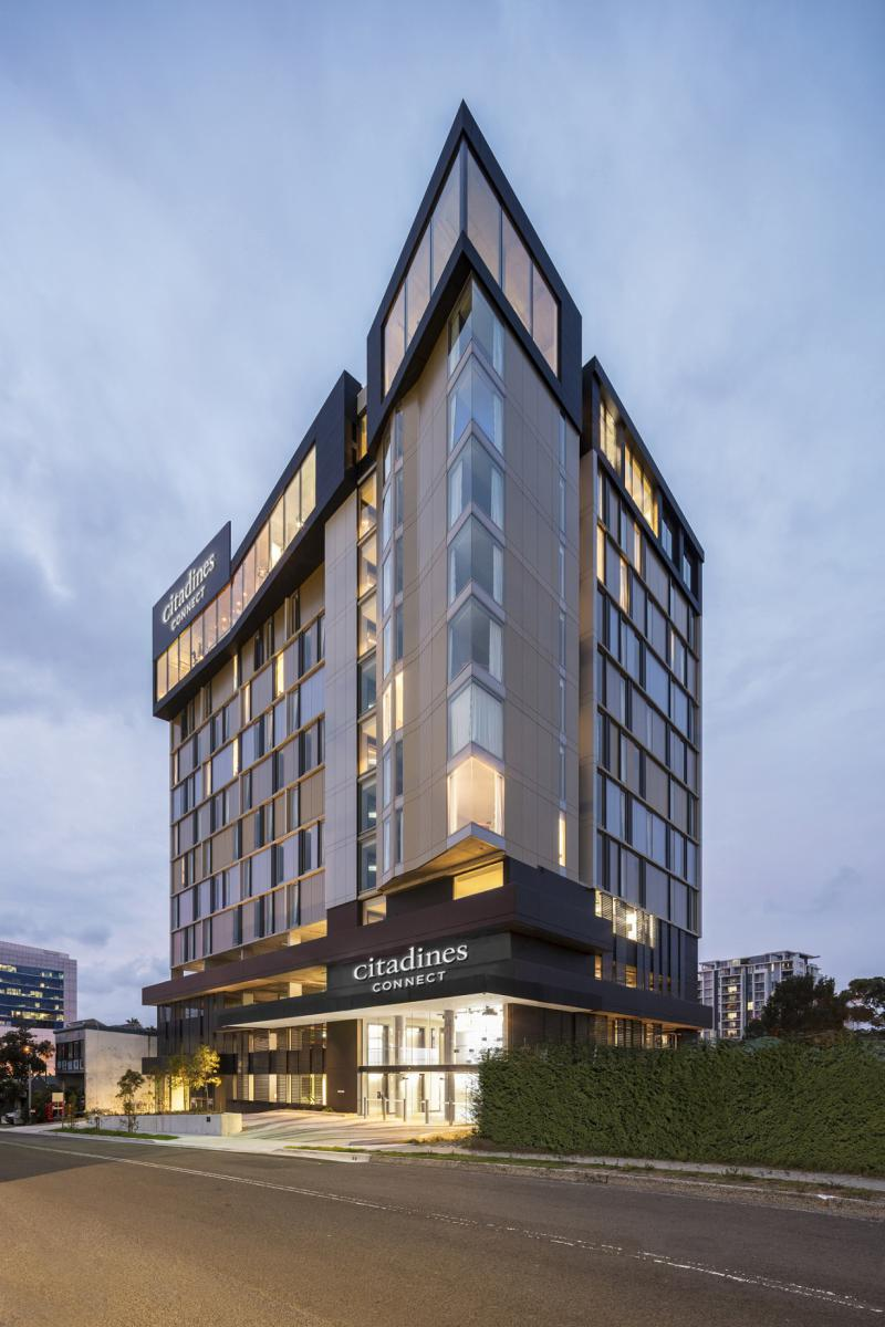ASCOTT UNVEILS CITADINES CONNECT BUSINESS HOTELS TO EXPAND