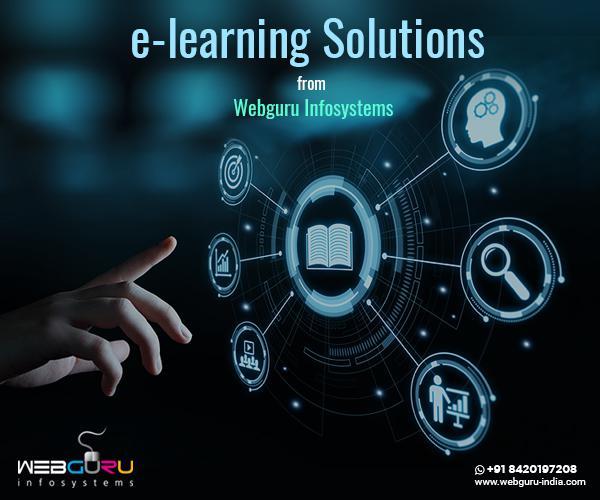 Webguru Infosystems Launches An eLearning Management System