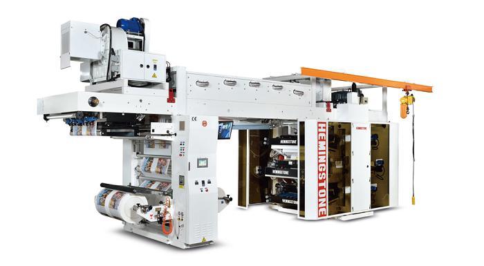 Central Impression Type Flexographic Printing Machine Market