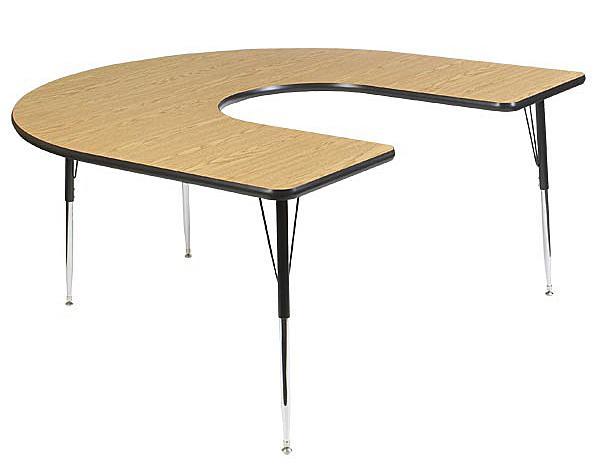 Horseshoe Shaped Tables