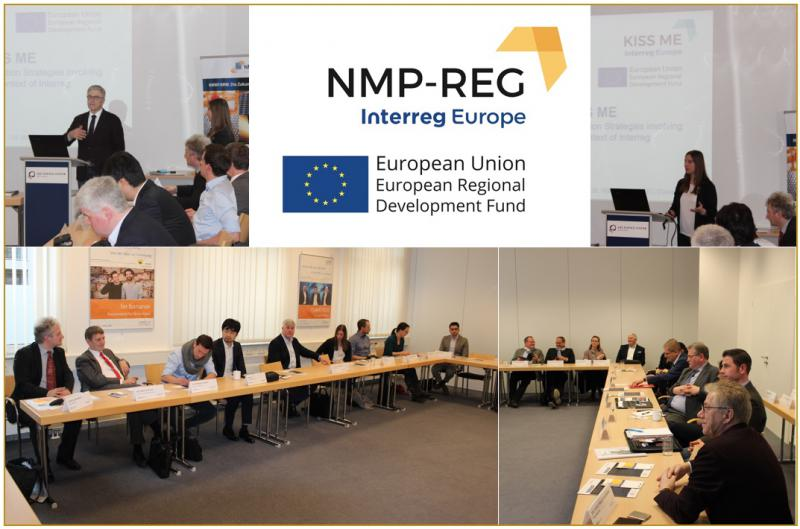 Project NMP-REG: Looking back on a successful cooperation