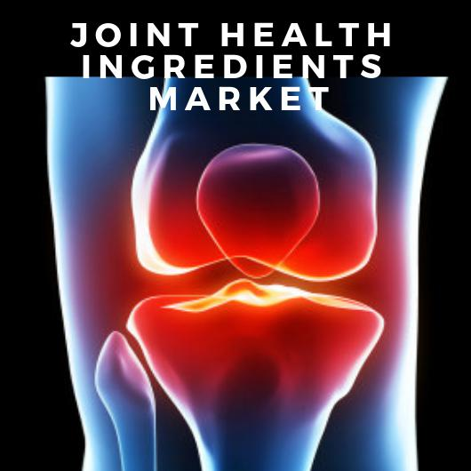 Global Joint Health Ingredients Market Insights to 2024
