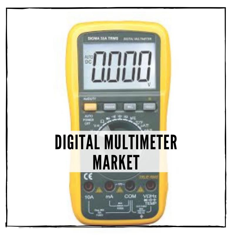 Digital Multimeter Market Expected To Contribute