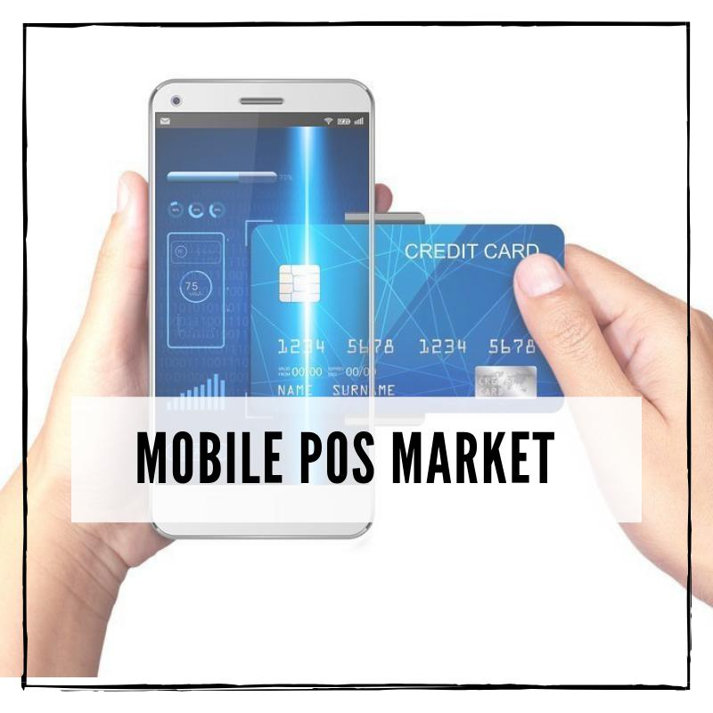 Mobile POS Market Fueling the Global Market By 2024 : Square,