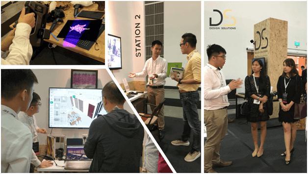 Design Solutions at the International Furniture Fair Singapore