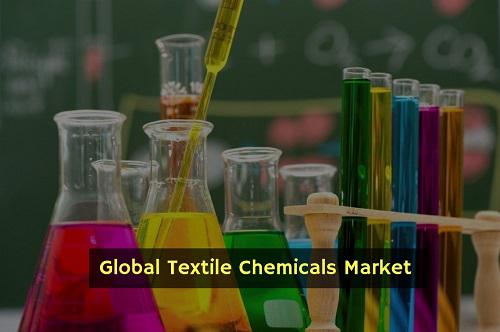 Textile Chemicals Market Market is expected to increase at 4.25%