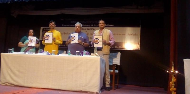 Banasthali hosts National Seminar on Revisiting Indian History through the Lens of Art Architecture and Aesthetics