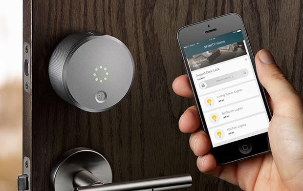 Connected Home Security Device