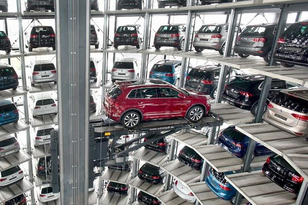 Robotic Parking Systems Market