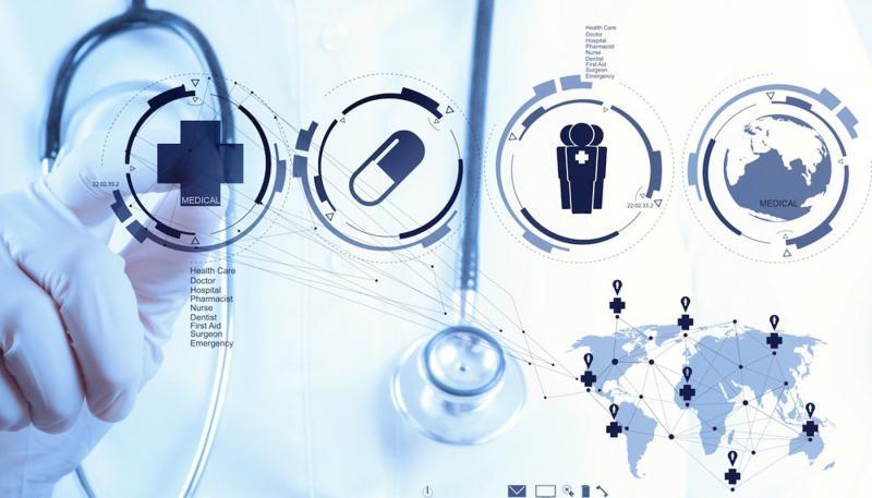 Digital Healthcare (Ehr, Wireless Health, Mobile Health)