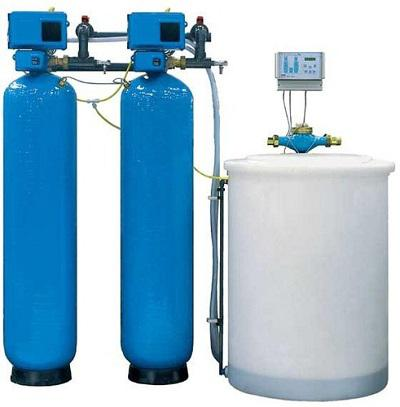 Water Softening Systems Market