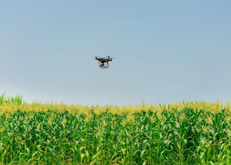 Global Agricultural Drones Market is expected to Grow Significantly at a CAGR of 37.1% by number of units shipped | Key segment an
