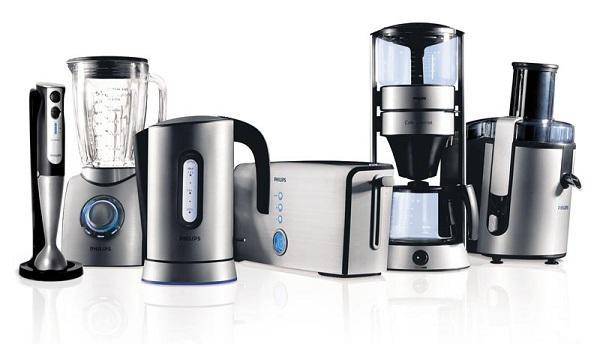 Electric Kitchen Appliances Market