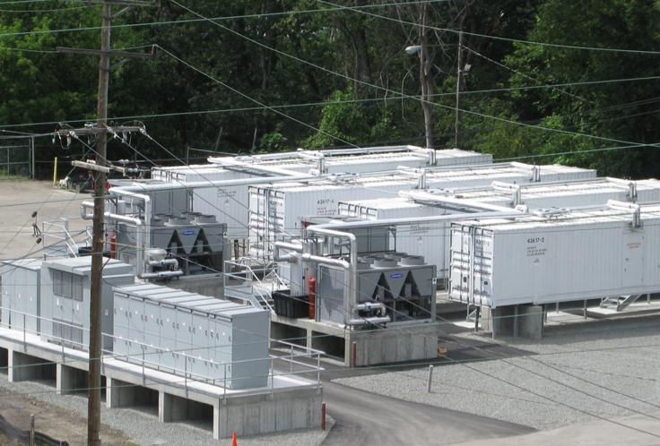 Global Battery Energy Storage System Market