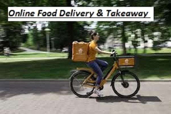 Online Food Delivery & Takeaway