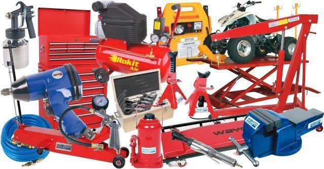 Automotive Garage Equipment