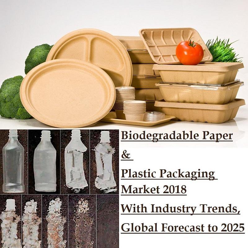 Biodegradable Paper & Plastic Packaging