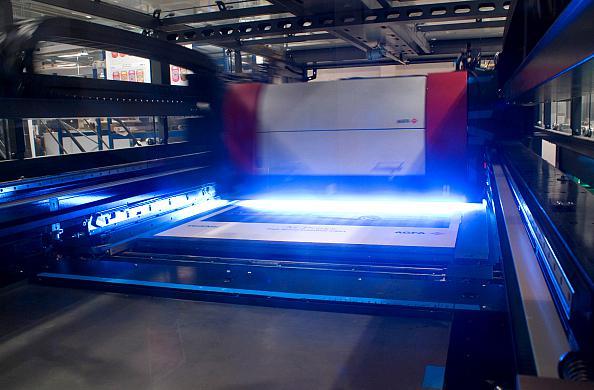 UV Cure Printing Inks Market