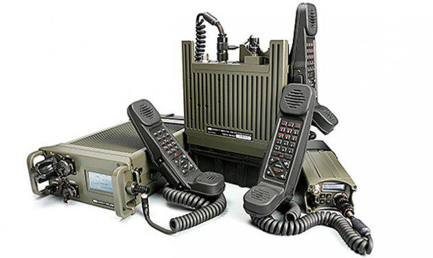 Defense Tactical Radio