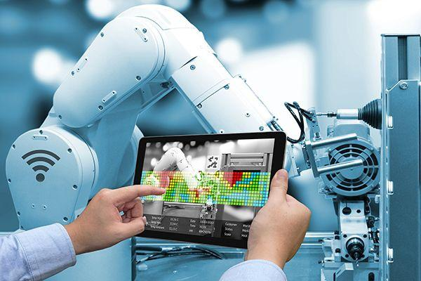 Artificial Industrial In Manufacturing