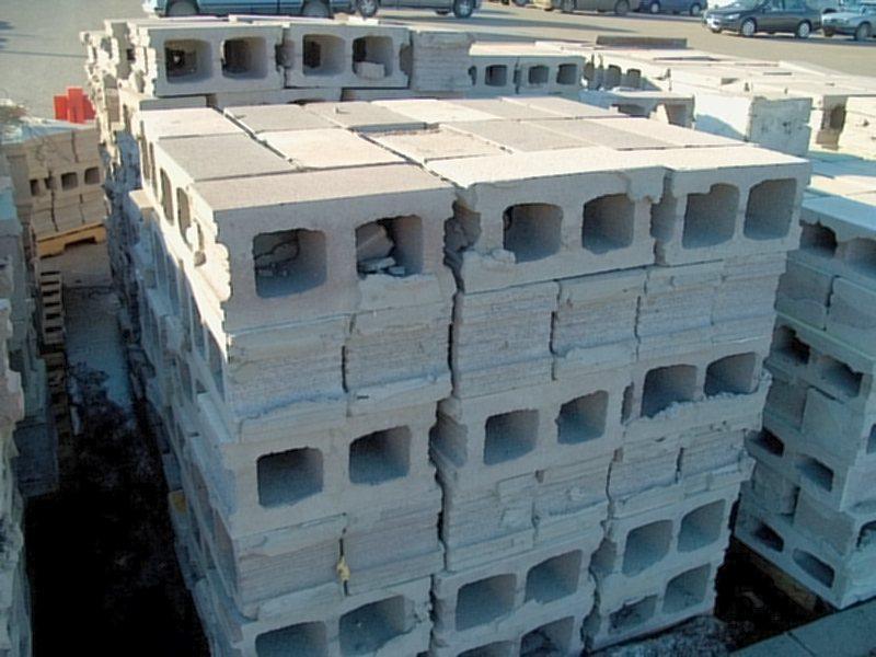 Hollow Concrete Blocks Market