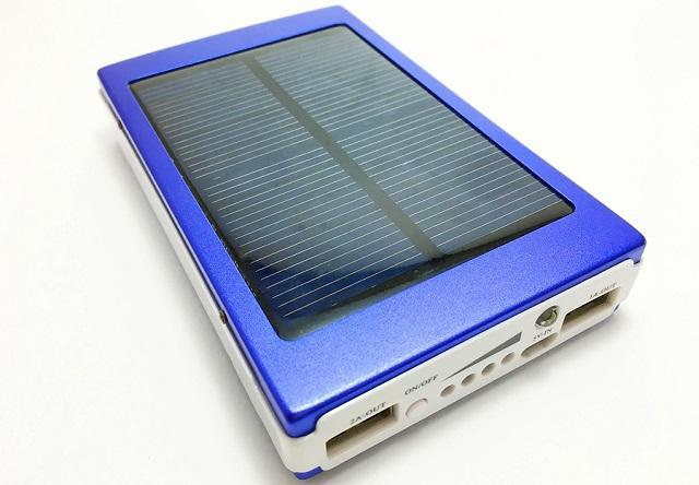 Solar Power Bank Market