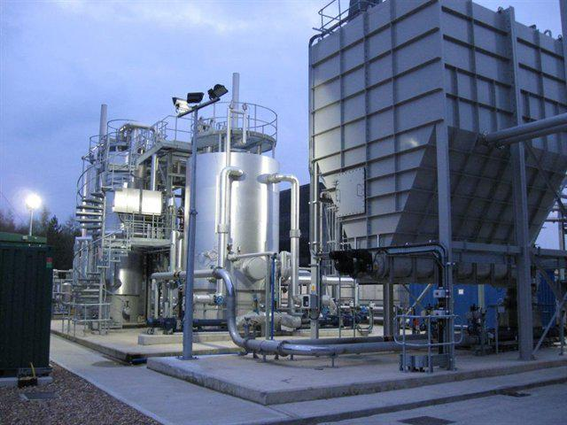 Oil and Gas Water Purification System