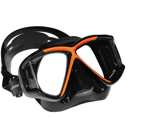 Window Dive Mask